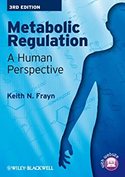 Metabolic Regulation: A Human Perspective de [Frayn, Keith N.]