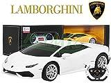 RASTAR RC télécommande voiture Lamborghini Huracan 1:24 - Blanc
