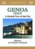 Travelogue: Genoa [Jaroslav Krcek, Gabriela Krckova, Juraj Cizmarovic] [Naxos DVD: 2110321] [UK Import] [Alemania]