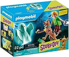 Playmobil 70287 Scooby-doo. Scooby & Shaggy met geest, vanaf 5 jaar