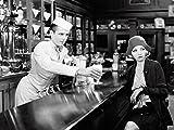 Artland Qualitätsbilder I Alu Dibond Bilder Alu Art 80 x 60 cm Film TV Film Foto Schwarz Weiß B9HX Herumspielen 1930