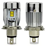 2x H4 LED AutoLicht Scheinwerferlampe Birnen 50W...
