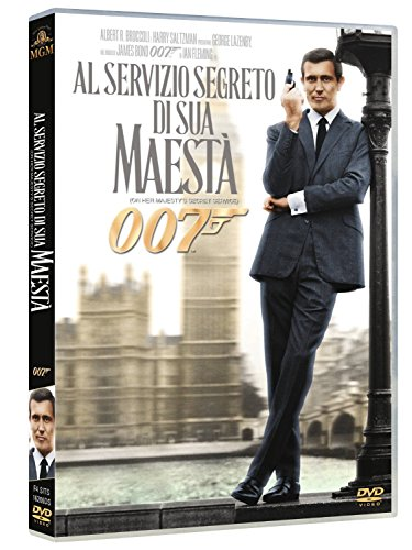 007 Al Servizio Segreto Di Sua Maestà (Dvd)