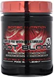 Scitec Nutrition Hot Blood 3.0 Blue Guarana, 1er Pack (1 x 300 g)