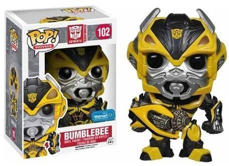 ransformers: Age of Extinction Exclusive Bumblebee with Weapon by FunKo ()