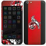 Apple iPhone 6 Plus Case Skin Sticker aus Vinyl-Folie Aufkleber 1. FC Köln Fanartikel Fussball