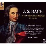 Bach: The Six Brandenburg Concertos BWV 1046 - BWV 1051 (Le Concert Des Nations)