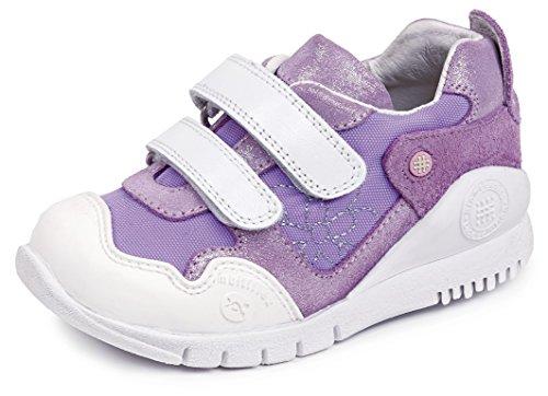 Biomecanics 142184, Baskets Basses fille Violet - Lilas
