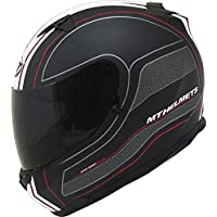 MT Blade SV Raceline casco XXL nero opaco rosso