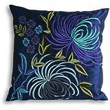 Laguna Navy Cushion Cover 45 x 45