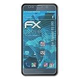 atFolix Schutzfolie kompatibel mit Gigaset GS180 Folie, ultraklare FX Bildschirmschutzfolie (3X)