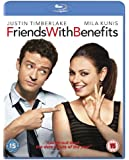 Friends With Benefits [Blu-ray] [2011] [Region Free]