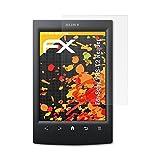 atFoliX Schutzfolie für Sony PRS-T2 Reader Displayschutzfolie - 2 x