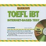 TOEFL IBT Audio Compact Disc Package (Barron's Toefl Ibt)