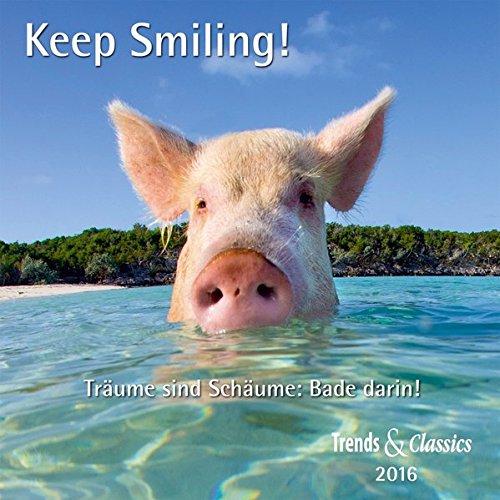 Keep smiling! T&C 2016