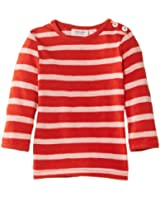 Noa Noa Baby Girls Basic Sailor Striped-03 Long Sleeve T-Shirt