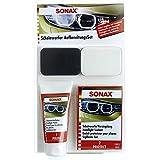 SONAX 04059410 Scheinwerfer Aufbereitungsset, 75 ml