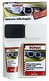 SONAX 04059410 - Set di pulizia e cura fanali, 89 ml