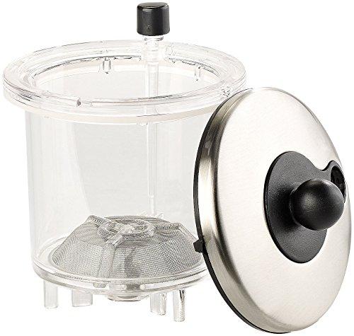 Rosenstein & Söhne Eistee Teebereiter: Eistee- & Tee-Bereiter-Kanne mit Komfort-Brühfunktion, 700ml (Eisteezubereiter) - 4