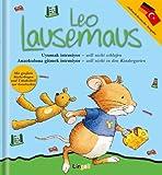 Leo Lausemaus. Uyumak istemiyor - will nicht schlafen. Anaokuluna gitmek istemiyor - will nicht in den Kindergarten