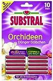 Substral Orchideen Dünger Stäbchen 10St. - verhindert Gelbfärbung durch Eisenmangel - Spurennährstoffe chelatisiert - chloridarm