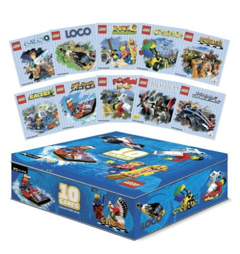 Lego Tin Box - Die 10 besten PC-Spiele