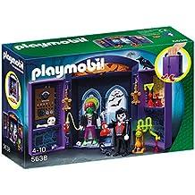 "Playmobil 5638–Maletín plegable ""Castillo de monstruos"""