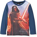 Star Wars Jungen T-Shirt Troopers Army, Blau (Blue 19-4026TC), 7-8 (Herstellergröße: 8 Jahre)