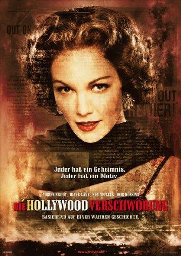 Hollywoodland Plakat Movie Poster (11 x 17 Inches - 28cm x 44cm) (2006) German B