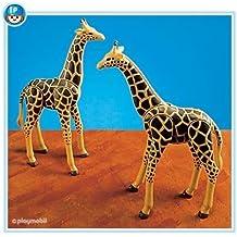 Playmobil Giraffes, Set Of 2, 7035 by Playmobil USA Inc