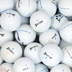 Second Chance Srixon Ad 333 Lake Golf Balls Grade B (Pack of 12)
