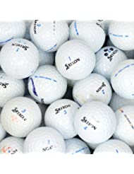 Srixon AD 333 - Lote de pelotas de golf usadas recuperadas, 100 unidades, grado B