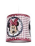 Philips Disney Abat-jour suspension en plastique pour enfant Motif Minnie Mouse