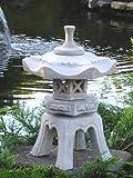 Japanische Steinlaterne Ya