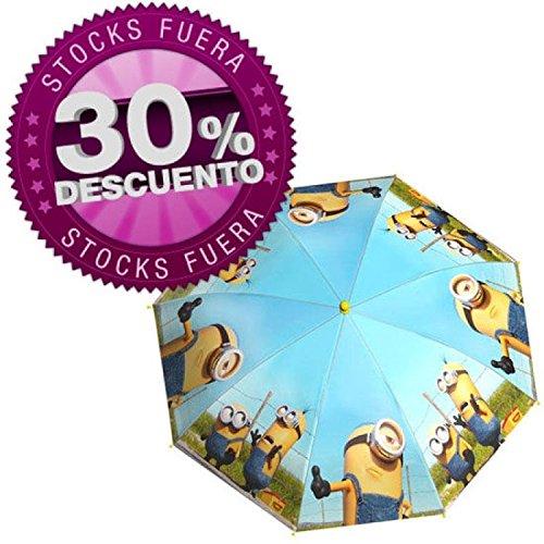Minions – Paraguas Manual 38 cm