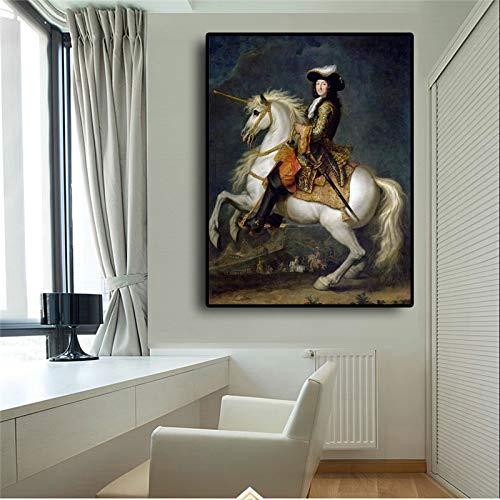 RTCKF Ritratto Arte Canzone d'Angelo William Adolf Ritratto su Tela Famoso Dipinto ad Olio Pop Art Poster e incisioni Soggiorno Pittura murale (Senza Cornice) A3 30x40CM