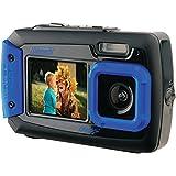 Coleman Wasserdicht Digital Kamera mit Dual LCD-Display