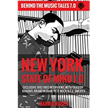 New York State of Mind 1.0 (Behind the Music Tales Book 7) (English Edition)
