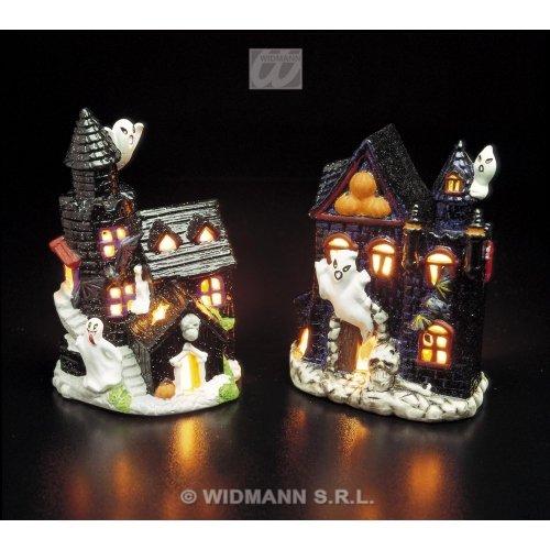 Widmann-WDM5249S Kostüm Adulti, Weiß, Orange und Schwarz, WDM5249S