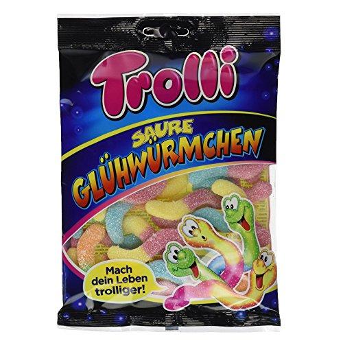 Trolli Saure Glühwürmchen 200 g