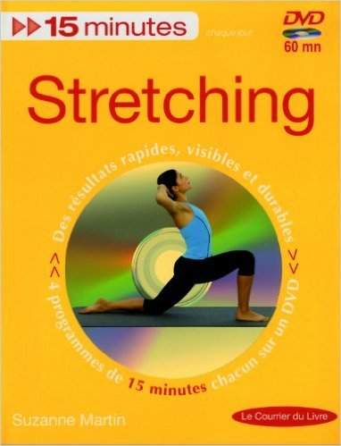 Stretching (1DVD) de Suzanne Martin,Ruth Jenkinson (Photographies),Jean-Marc Jacot (Traduction) ( 1 juin 2010 )