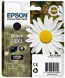 Epson C13T18114022 Schwarz Original Tintenpatronen Pack of 1