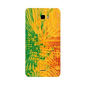 Digi Fashion Designer Back Cover with direct 3D sublimation printing for Coolpad Dazen 1