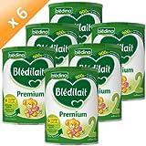 BLEDINA-BLEDILAIT Premium 2eme Age 900g (x6)