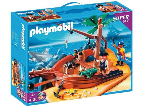 Playmobil Super Set Isla Pirata