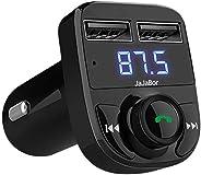 Car X8 Led Bluetooth FM Transmitter Araç Kiti USB MicroSD