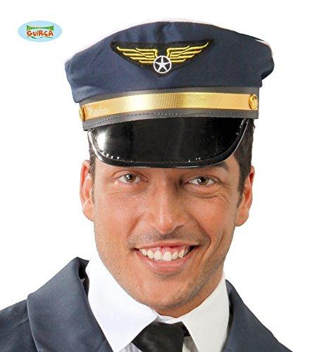 066 - Pilotenhut (Erwachsenen Flugzeug Kostüm)