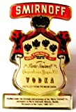 Smirnoff - Vodka - Pin 28 x 18 mm