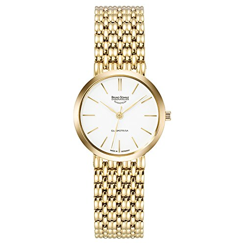 Bruno Söhnle Women's Quartz Stainless Steel Watch Nabucco 17 – 33169 – 942
