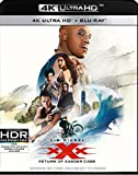 XXX: The Return Of Xander Cage (4K Ultra HD Blu-ray) [2017] [Region Free]